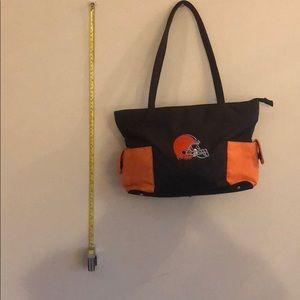 Handbags - Cleveland Browns purse